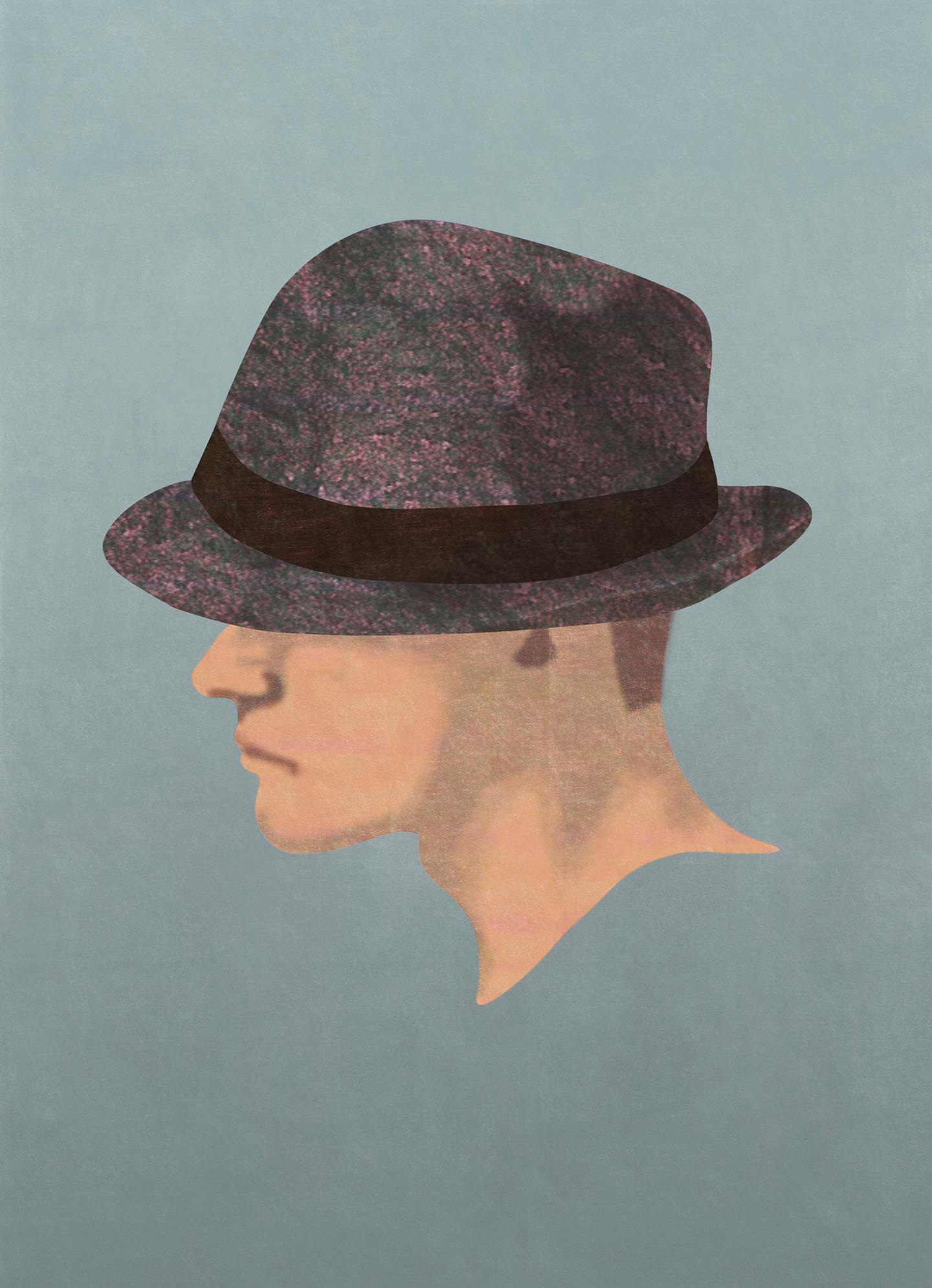mann med hatt 2-2